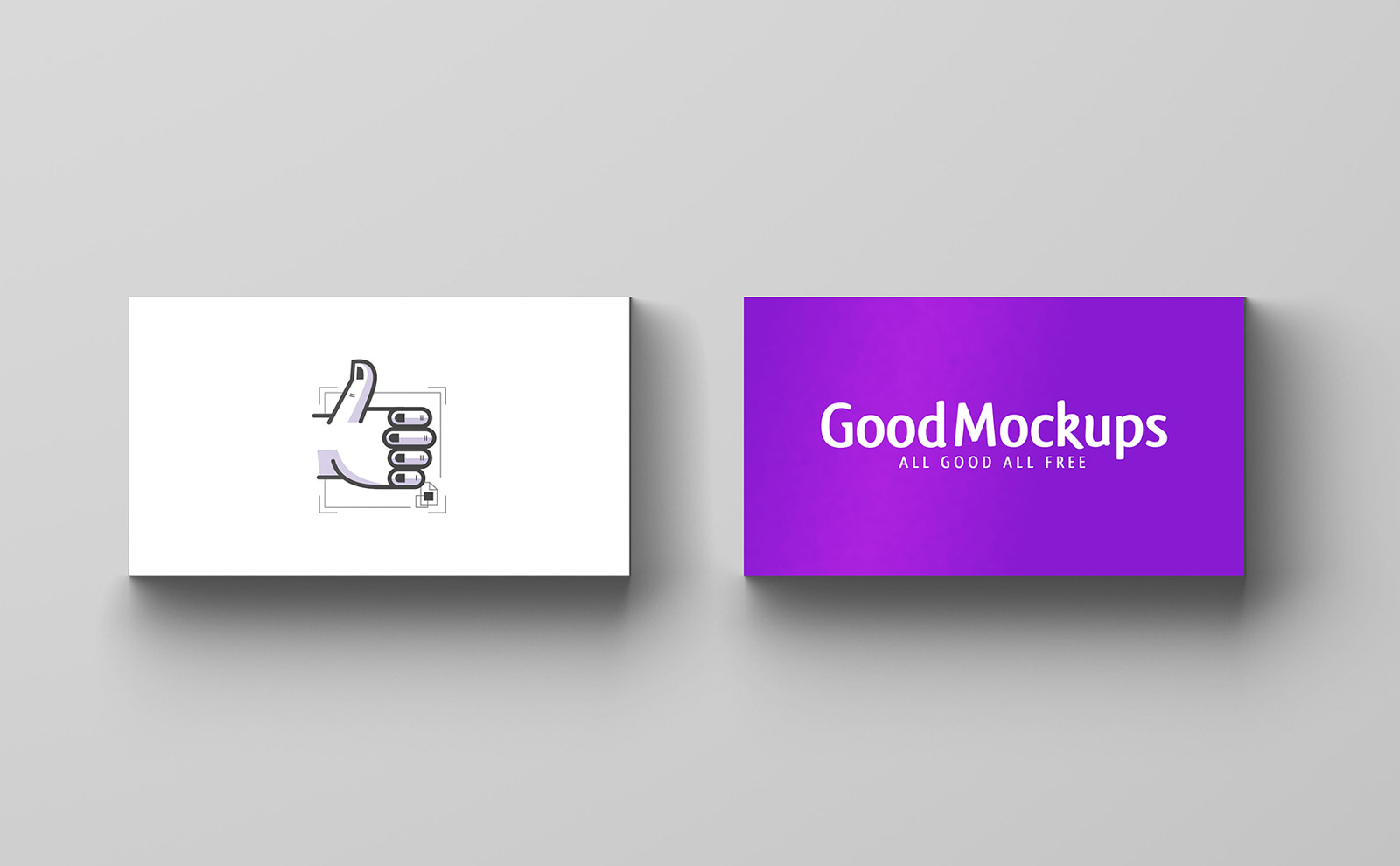 4 best free business card mockup psd files good mockups best free business card mockup psd files magicingreecefo Choice Image