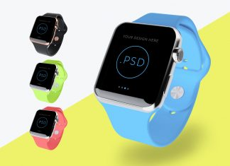 Free-Apple-Watch-Mockup-PSD