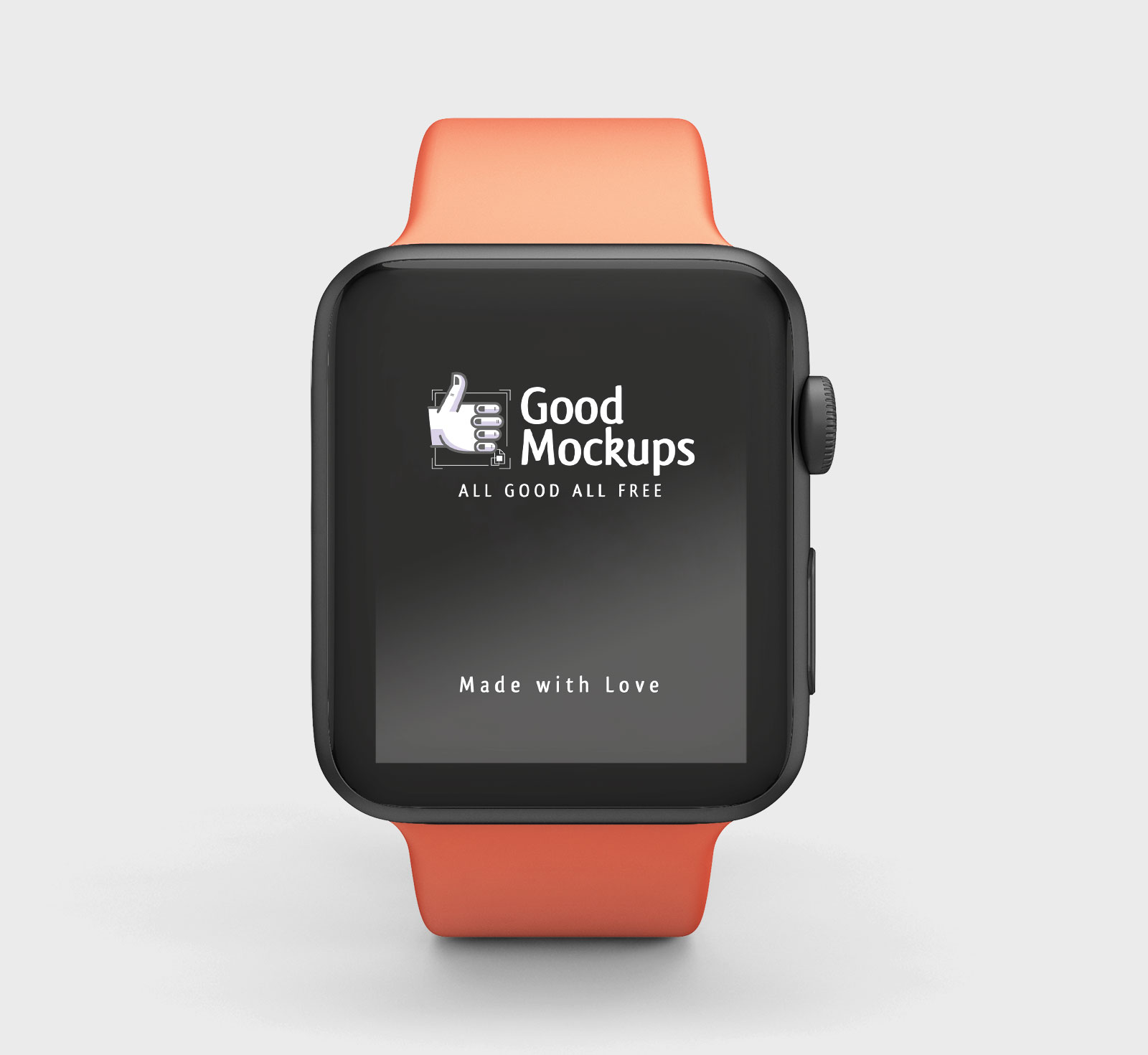 Free-Apple-Watch-Mockup-PSD-with-Red-Sport-Band