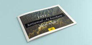 Free-Bi-Fold-Horizontal-A5-Brochure-Mockup-PSD-File