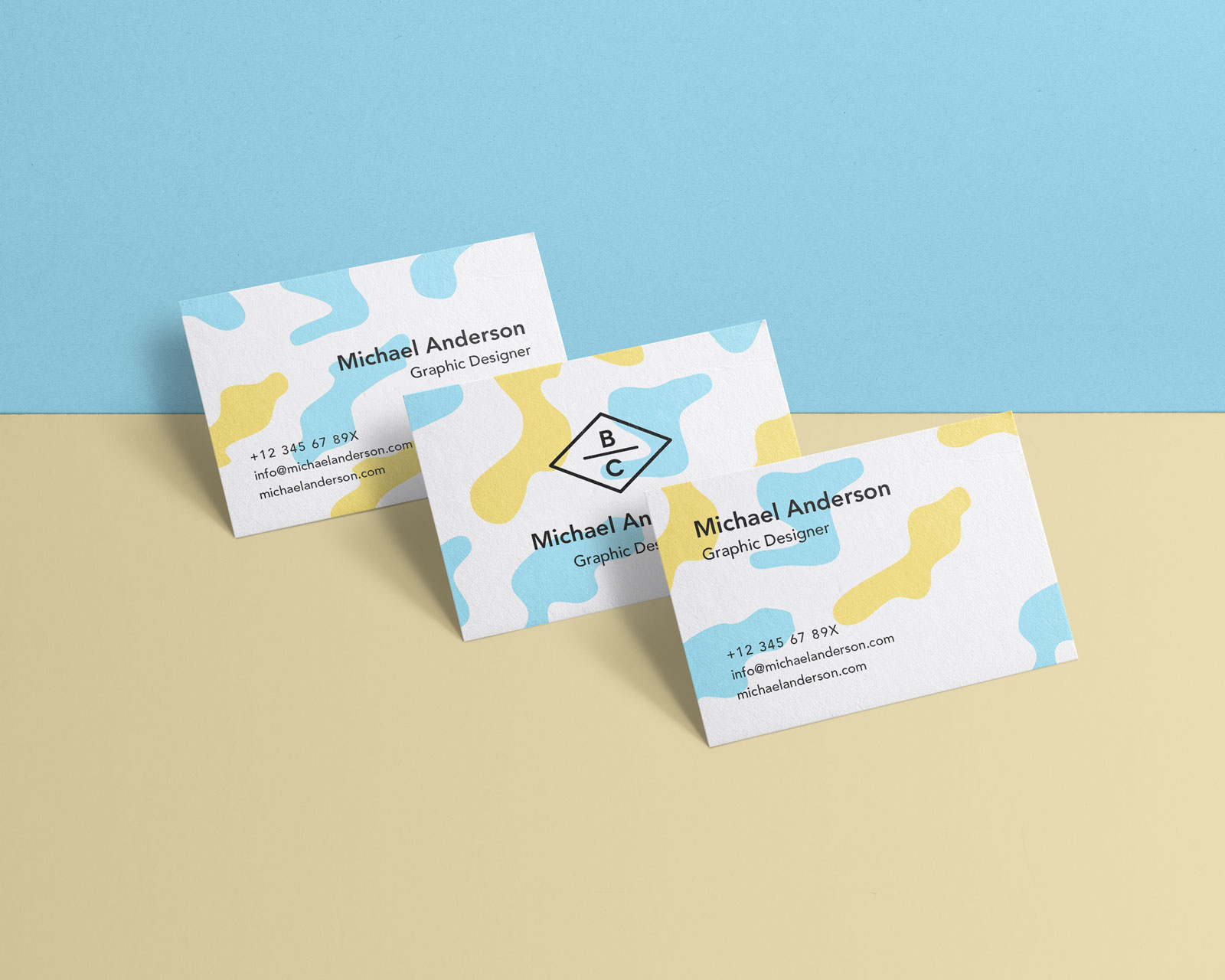 Free Elegant Business Card Mockup PSD Good Mockups