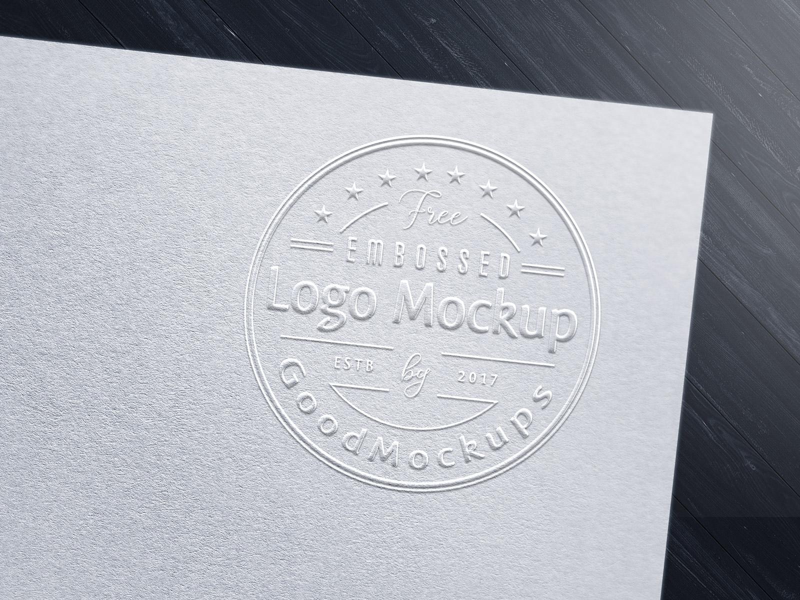 Free-Fancy-Art-Card-Embossed-Logo-Mockup-PSD