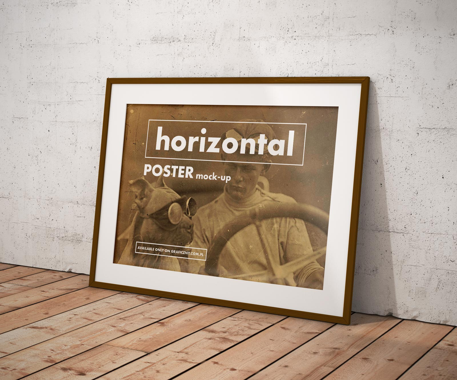 Free-Horizontal-Photo-Frame-Mockup-PSD-Files