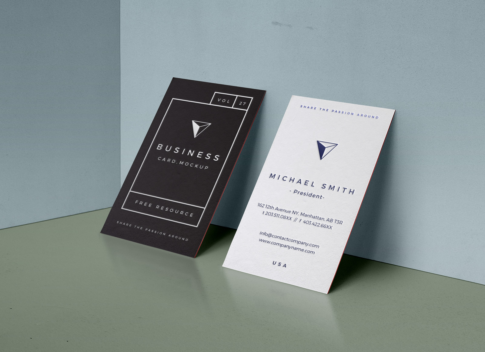 Free-Letterpress-Vertical-Business-Card-Mockup-PSD-file