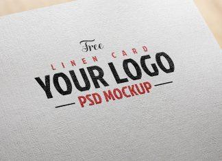 Free-Linen-Effect-Card-Logo-Mockup-PSD-4