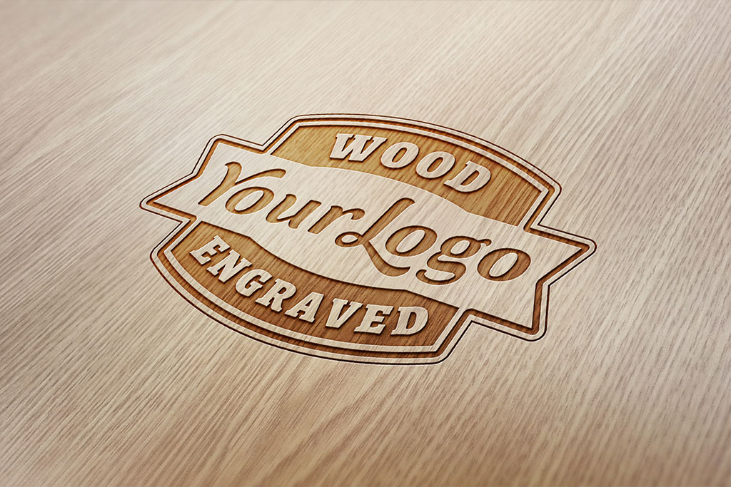 Free-Logo-Mockup-On-Wooden-Background