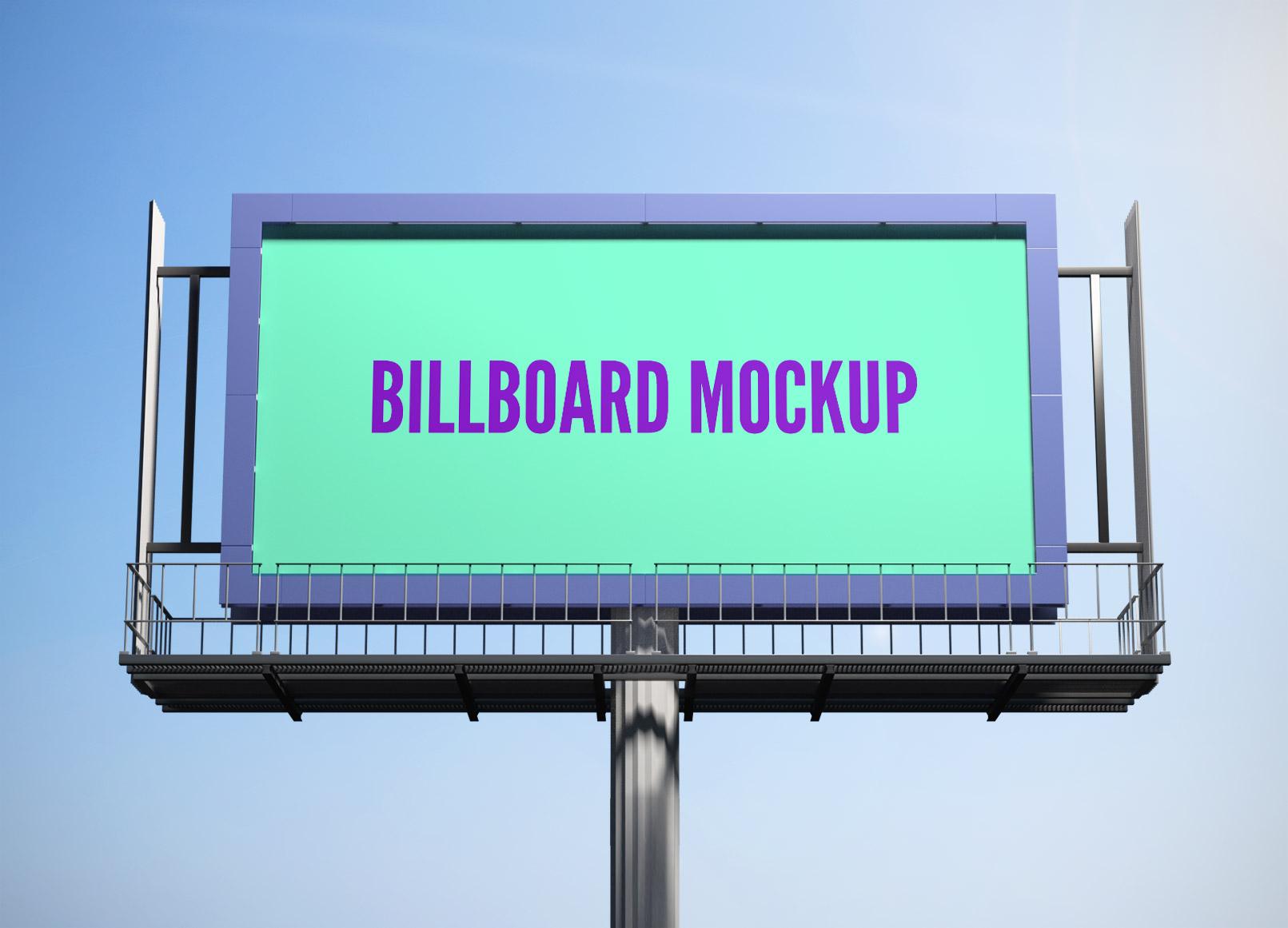 Free-Outdoor-Advertising-Billboard-Mockup-PSD-file