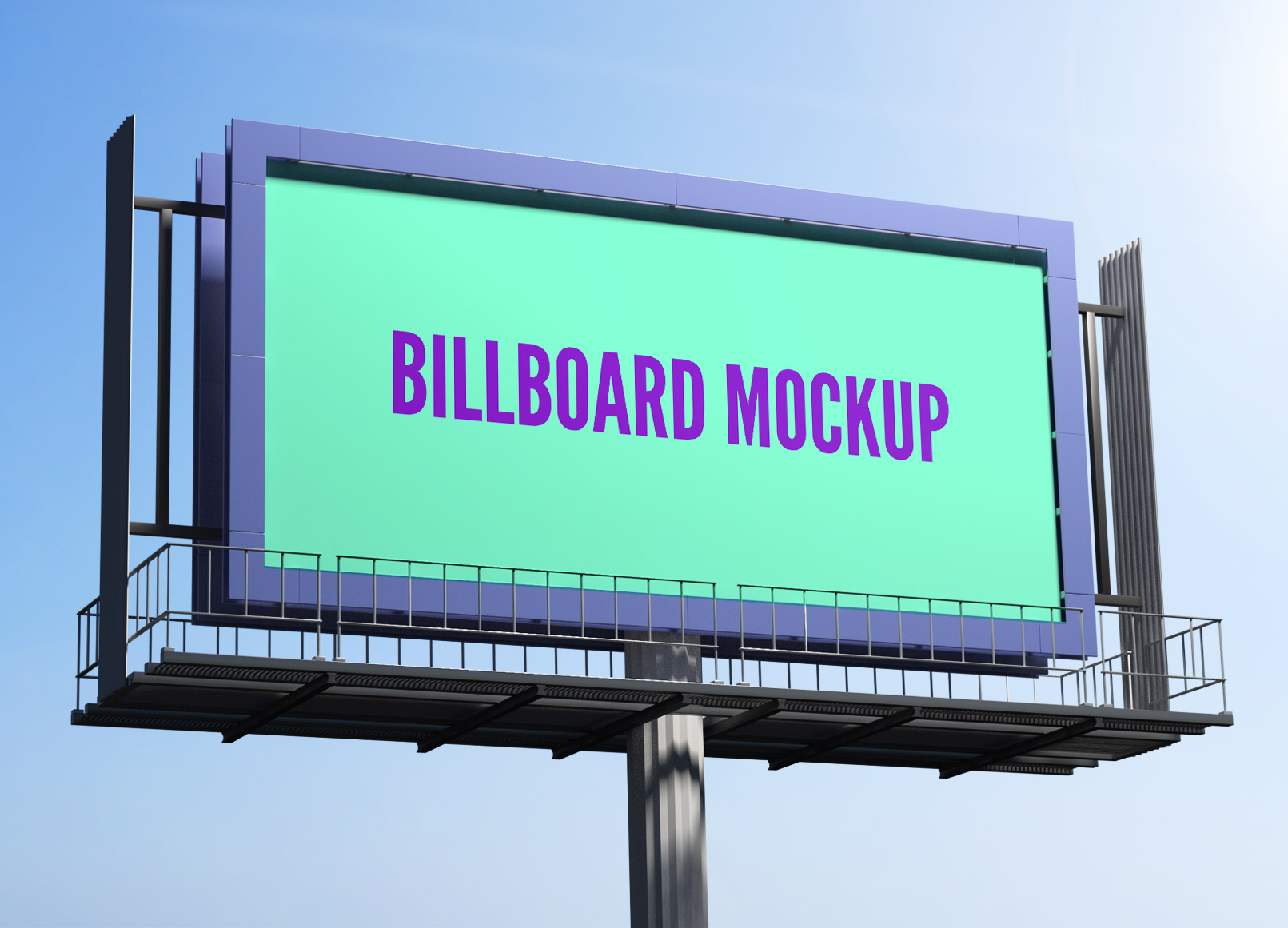 Free-Outdoor-Advertising-Billboard-Mockup-PSD