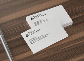 Free-Premium-Business-Card-Mockup-PSD-File