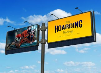 Free-Two-Way-Billboard-Mockup-PSD