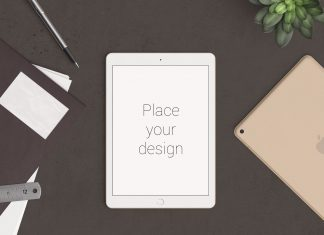 Free-Vertical-Screen-iPad-Pro-Mockup-PSD