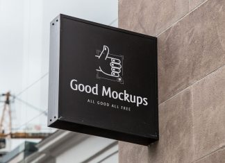 Free-Wall-Sign-Logo-Mockup-PSD