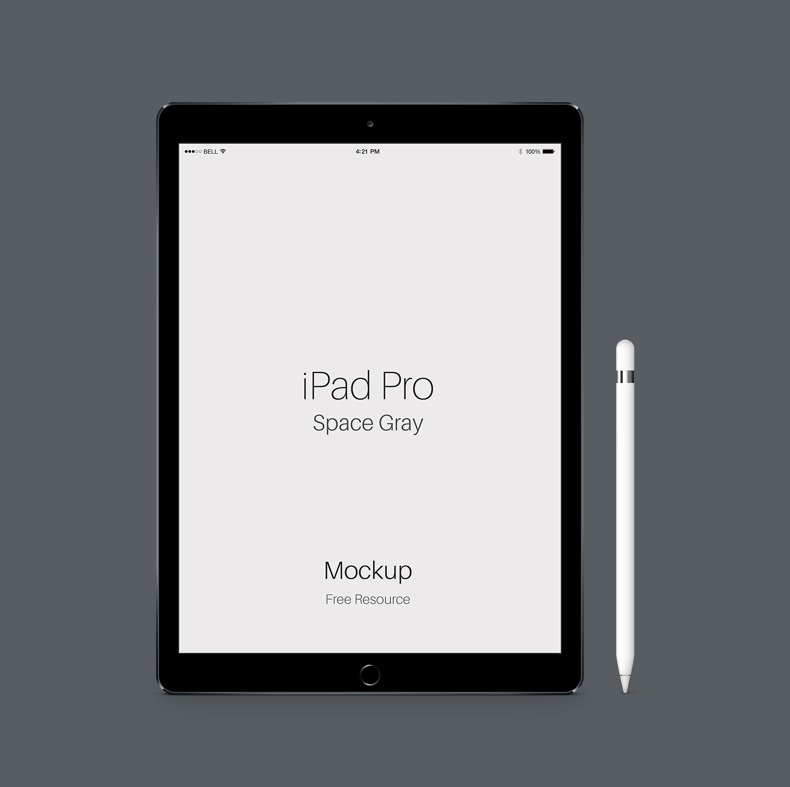 Free-iPad-Pro-Space-Gray-Mockup-PSD