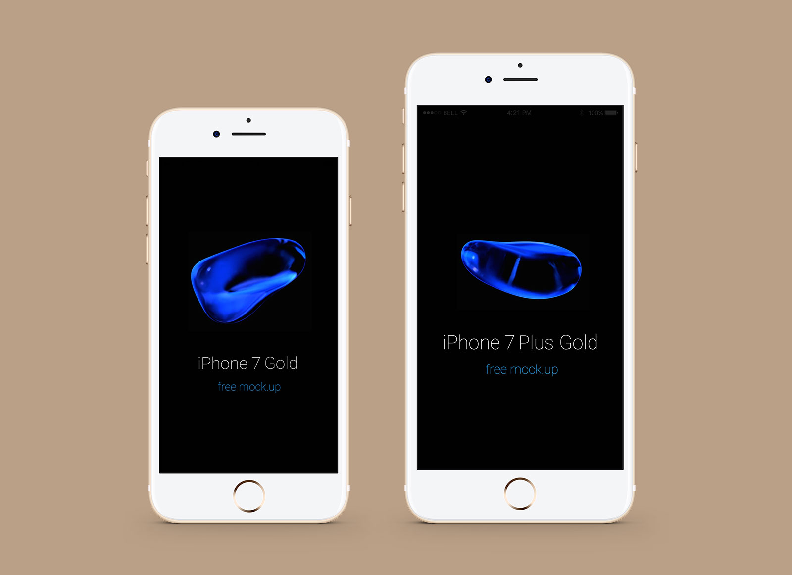 Free-iPhone-7-Gold-Mockup-PSD