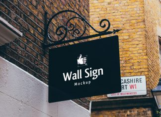 2-Beautiful-Free-Wall-Signage-Mockup-PSD-File