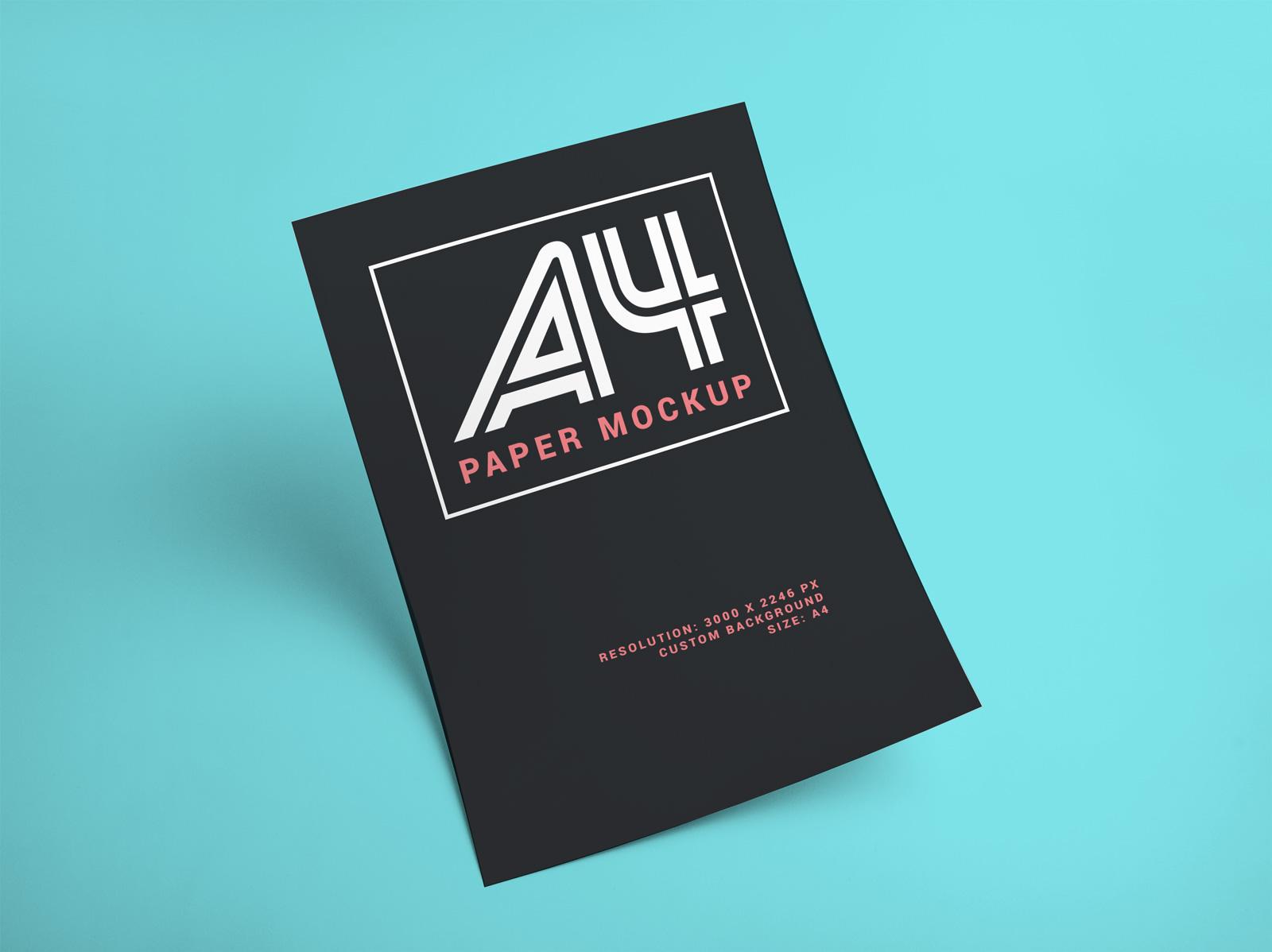 Free-A4-Paper-Mockup-PSD-2