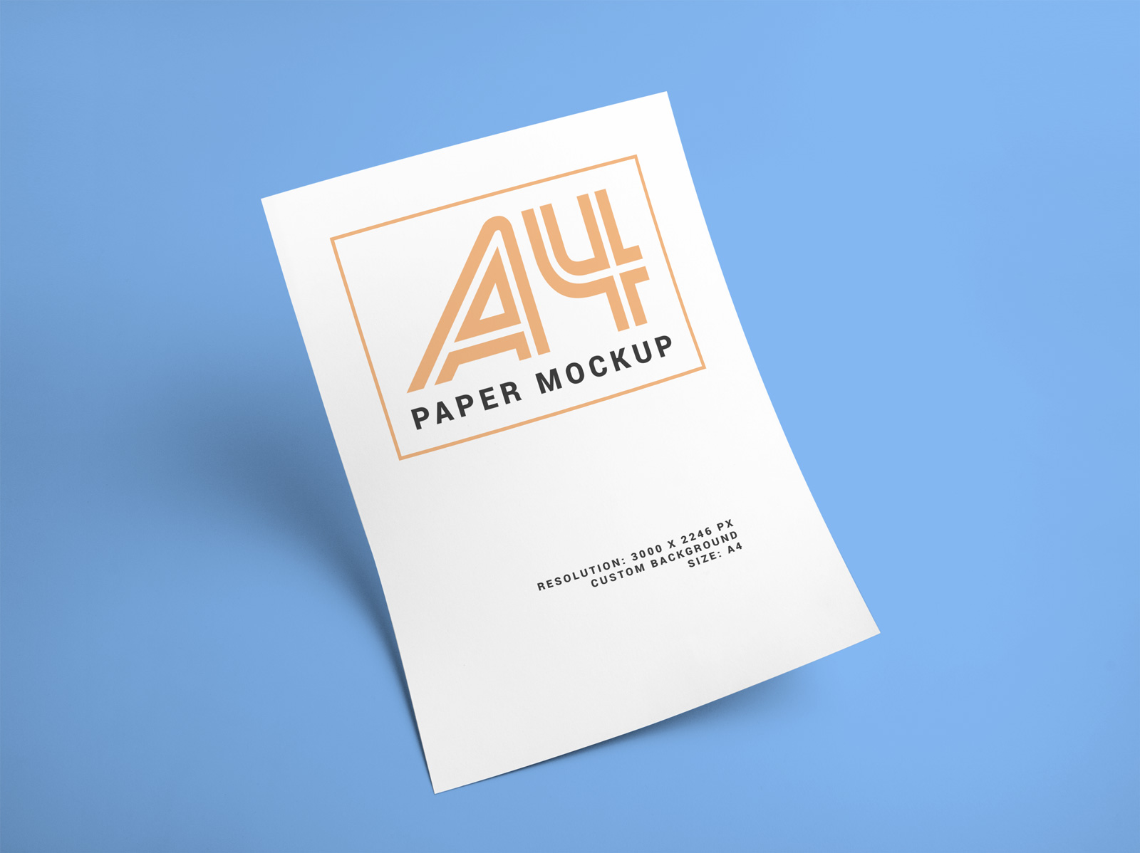 Free-A4-Paper-Mockup-PSD
