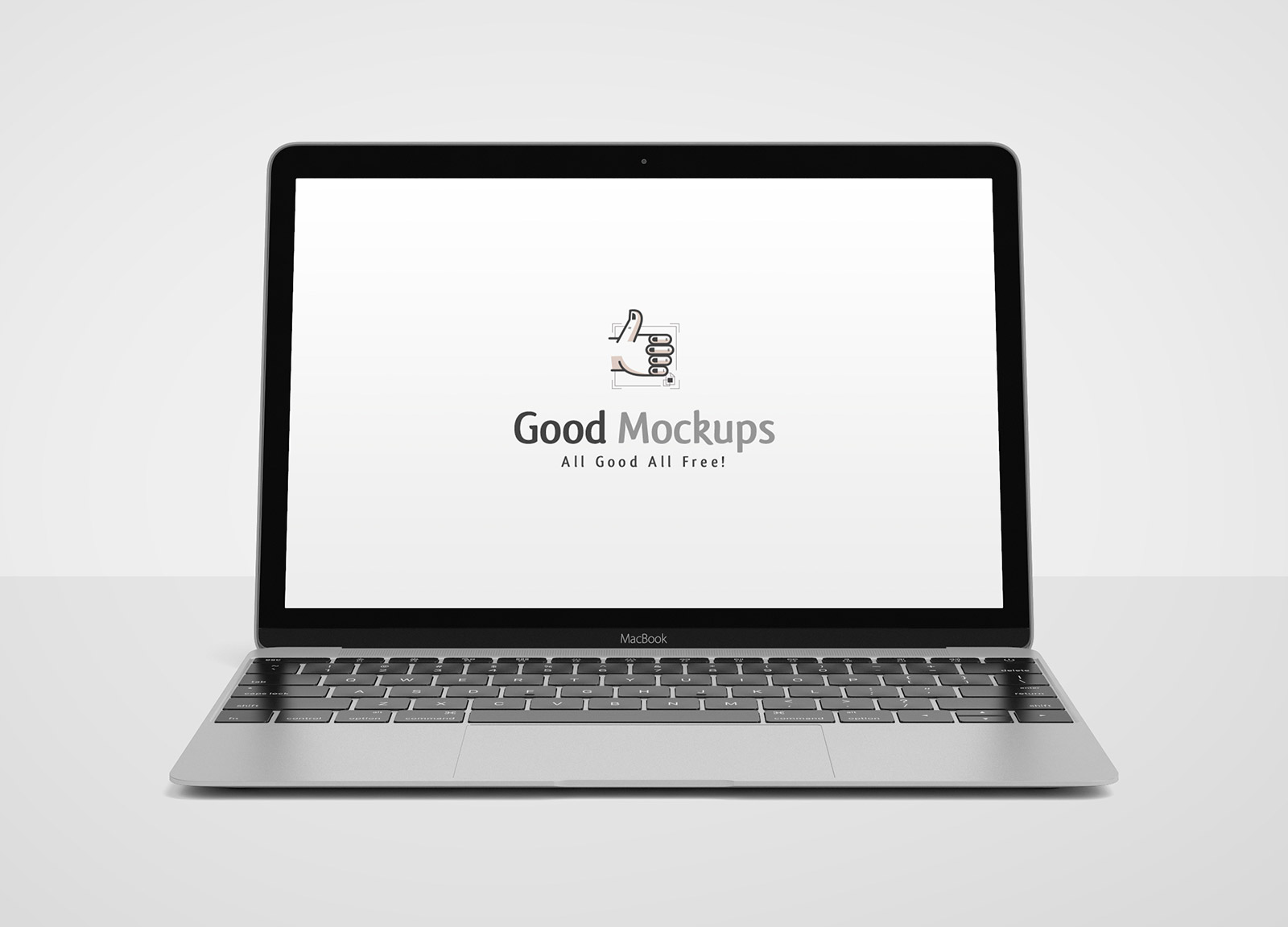 Free-Apple-MacBook-Mockup-PSD-Gray