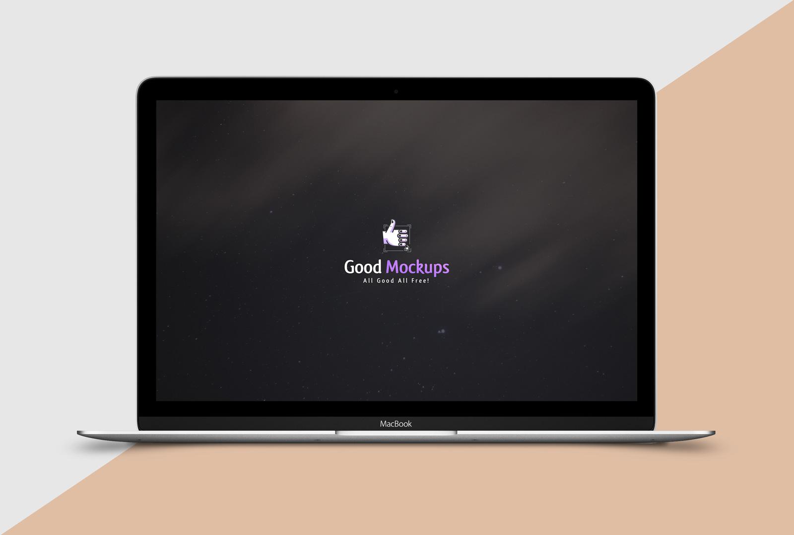 Free-Apple-MacbBook-Pro-Silver-Mockup-PSD