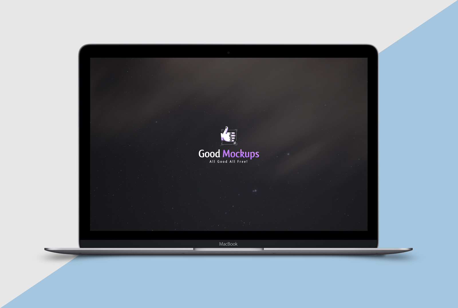 Free-Apple-MacbBook-Pro-Space-Gray-Mockup-PSD