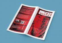 Free-Bi-Fold-Leaftlet-Mockup-PSD