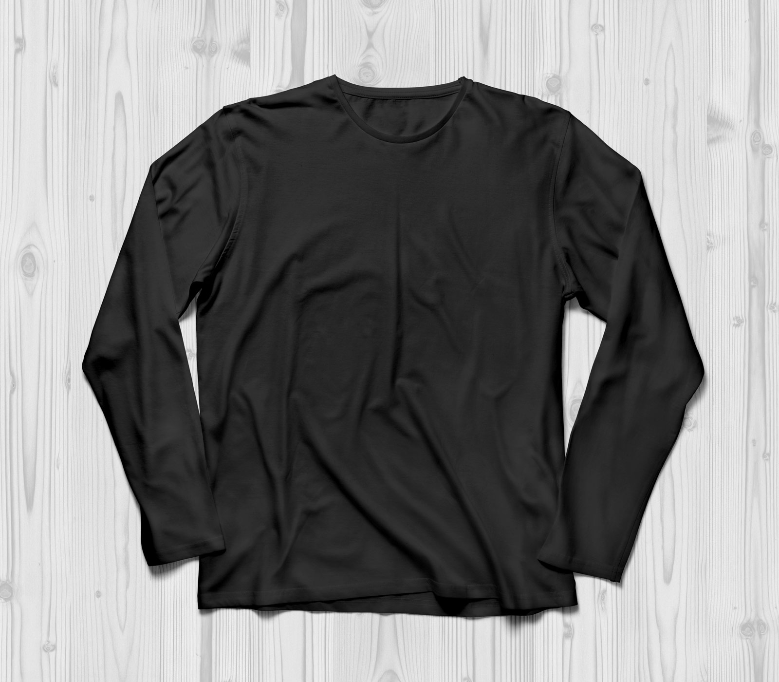 Black t shirt mock up -  Black T Shirt