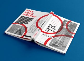 Free-A4-Papercover-Book-Mockup-PSD
