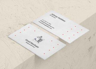 Free-Creative-Visiting-Card-Mockup-PSD