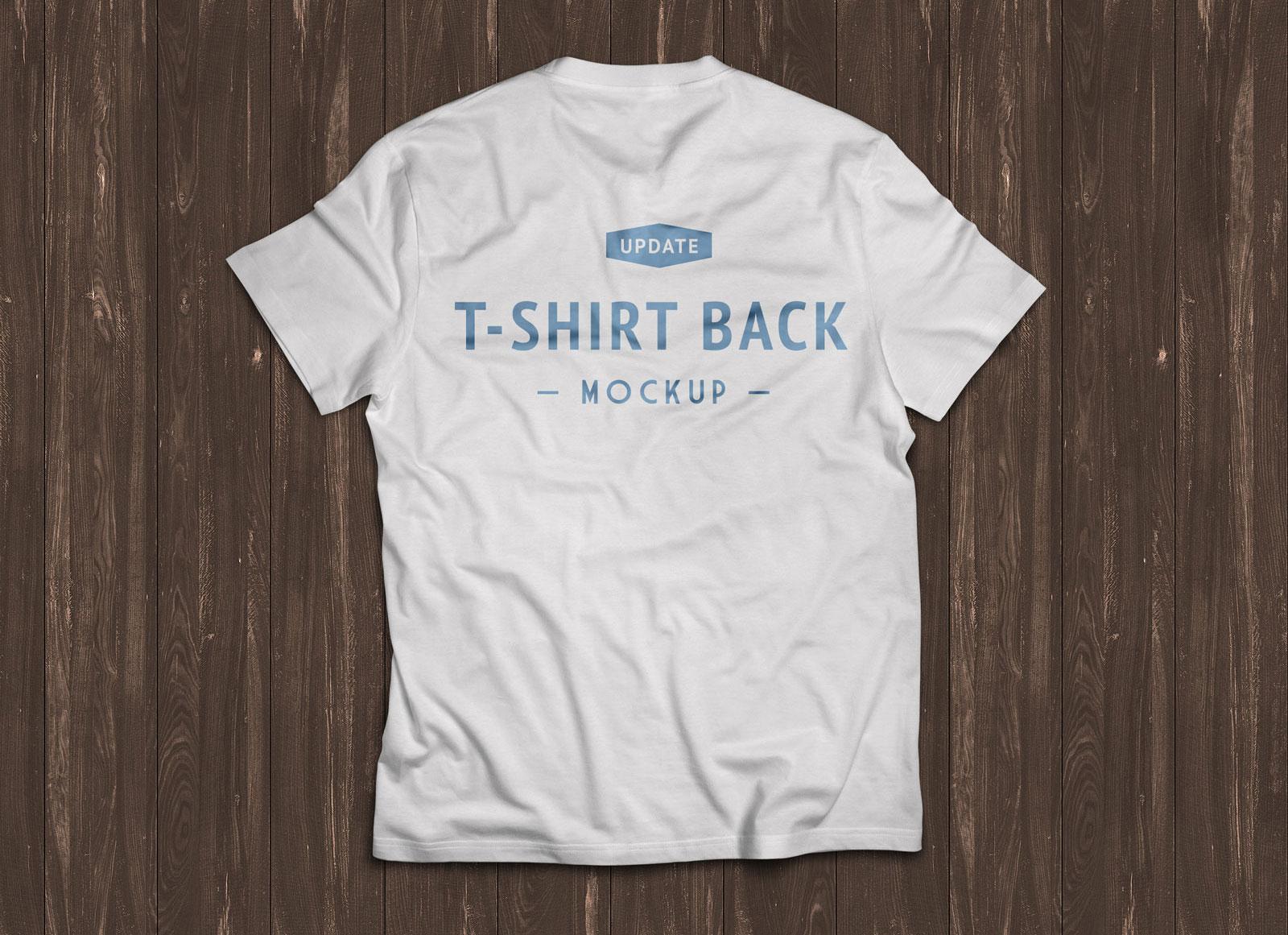 free half sleeves black white t shirt mockup psd files