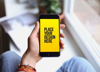 Free-High-Quality-iPhone-6-Photo-Mockup-PSD-Files-3