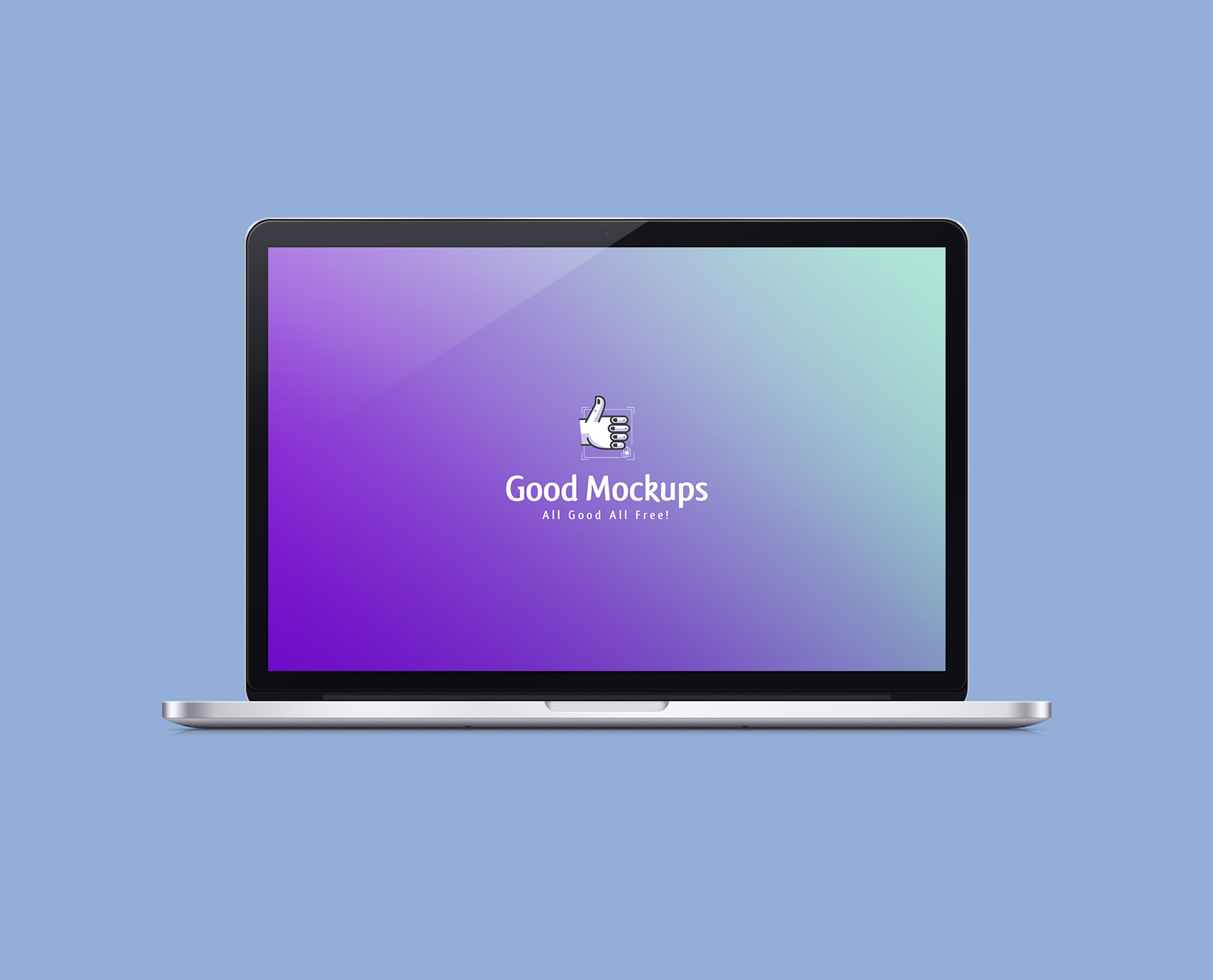 15 Free Apple MacBook Pro Mockup PSDs in Different Angles