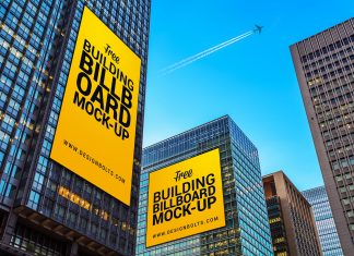 Free-Outdoor-Building-Advertising-Billboard-Mockup-PSD-File