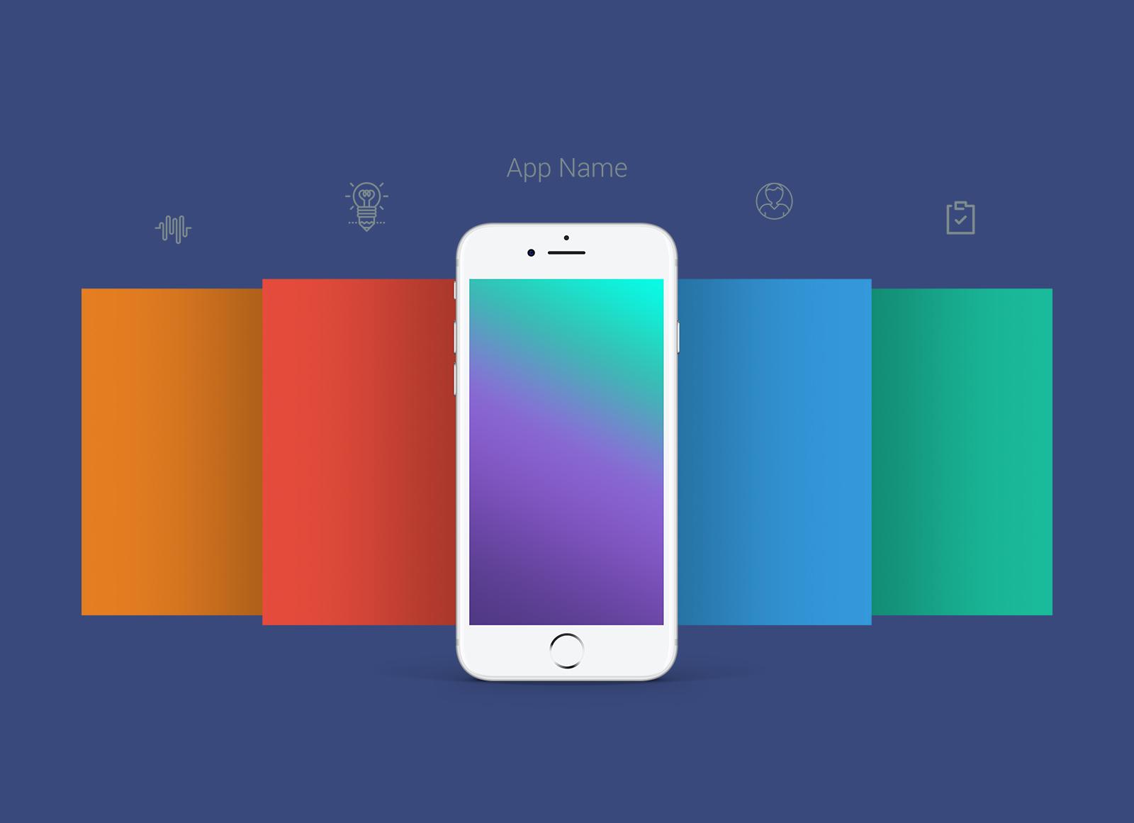 Free-Premium-iPhone-7-App-Screen-Mockup-PSD-file