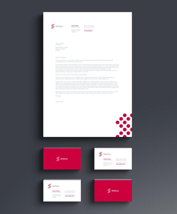 card letterhead mockup psdfree brand identity stationery