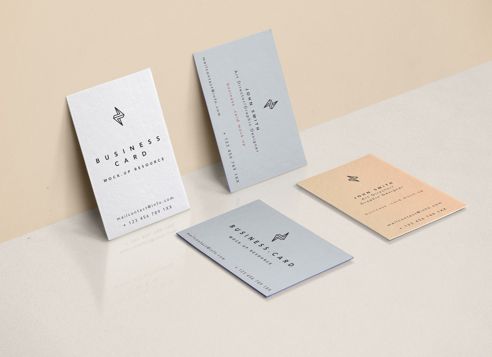 Free-Vertical-Edge-Painted-Business-Card-Mockup-PSD-File