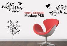 Free-Vinyl-Wall-Sticker-Mockup-PSD-File-2