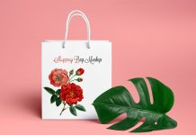 Free-White-Paper-Shopping-Bag-Mockup-PSD