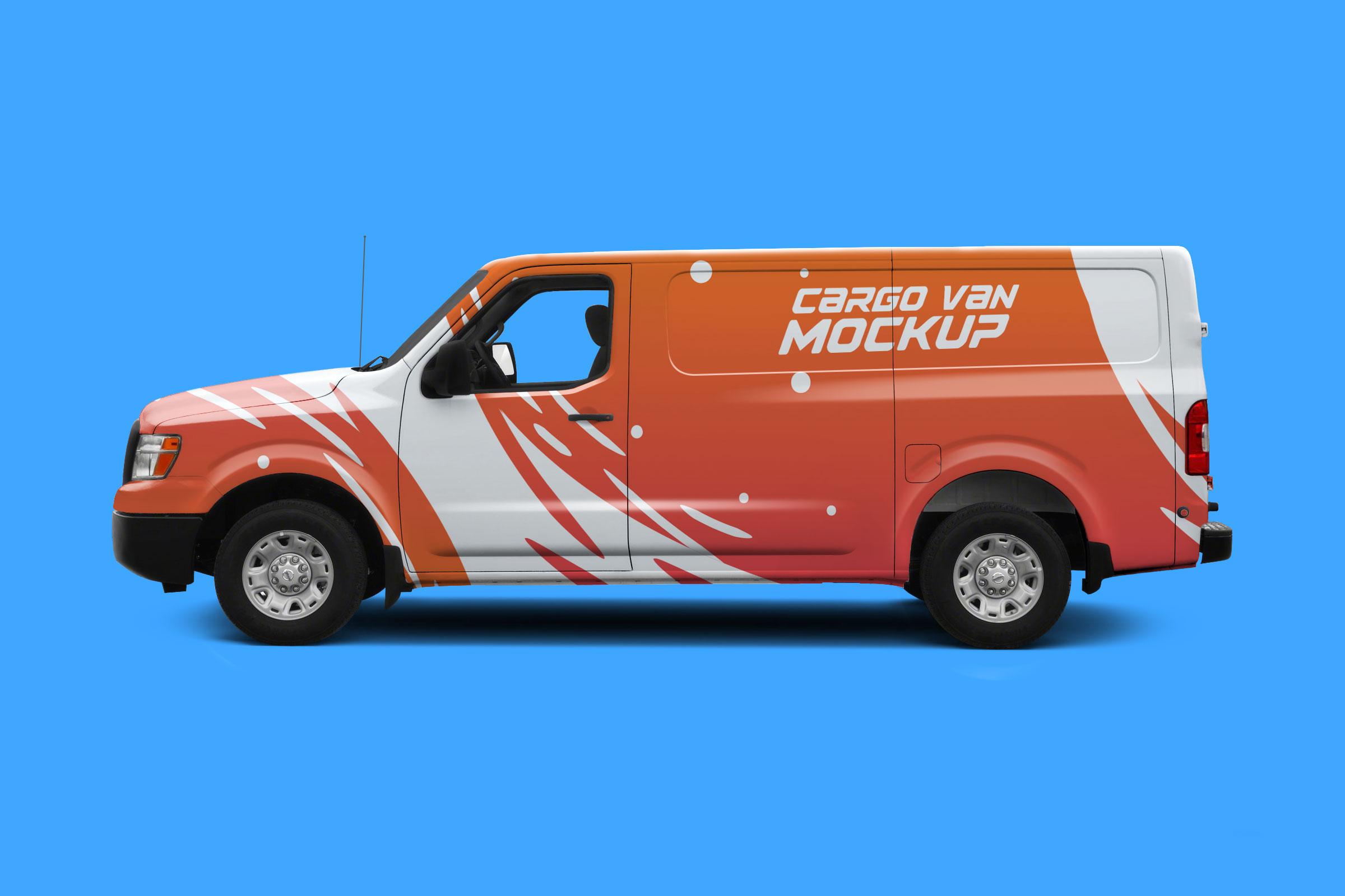 Free-Cargo-Van-Mockup-PSD