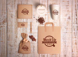 Free-Coffee-Stationery-Mockup-PSD-Files