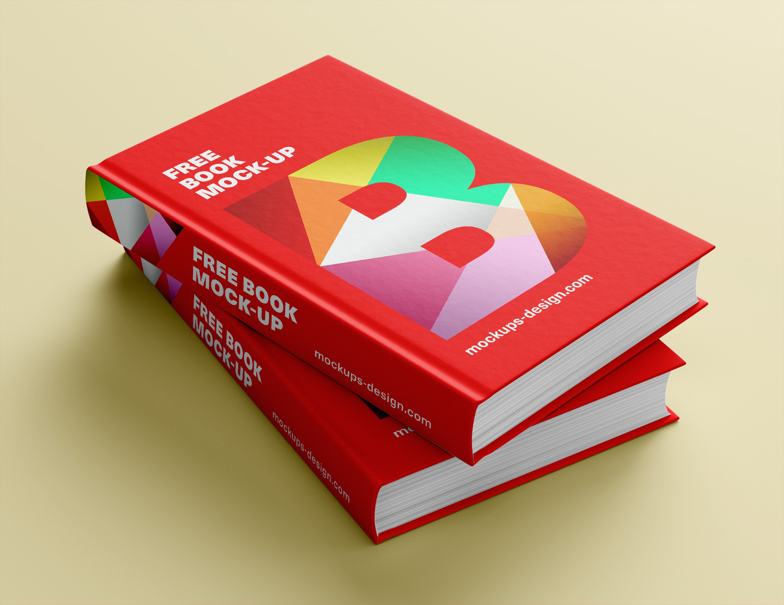Free-Hardcover-Book-Title-Cover-Mockup-PSD-File