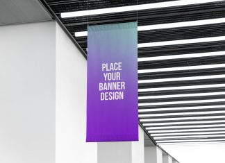 Free-Indoor-Advertising-Hanging-Banner-Mockup-PSD