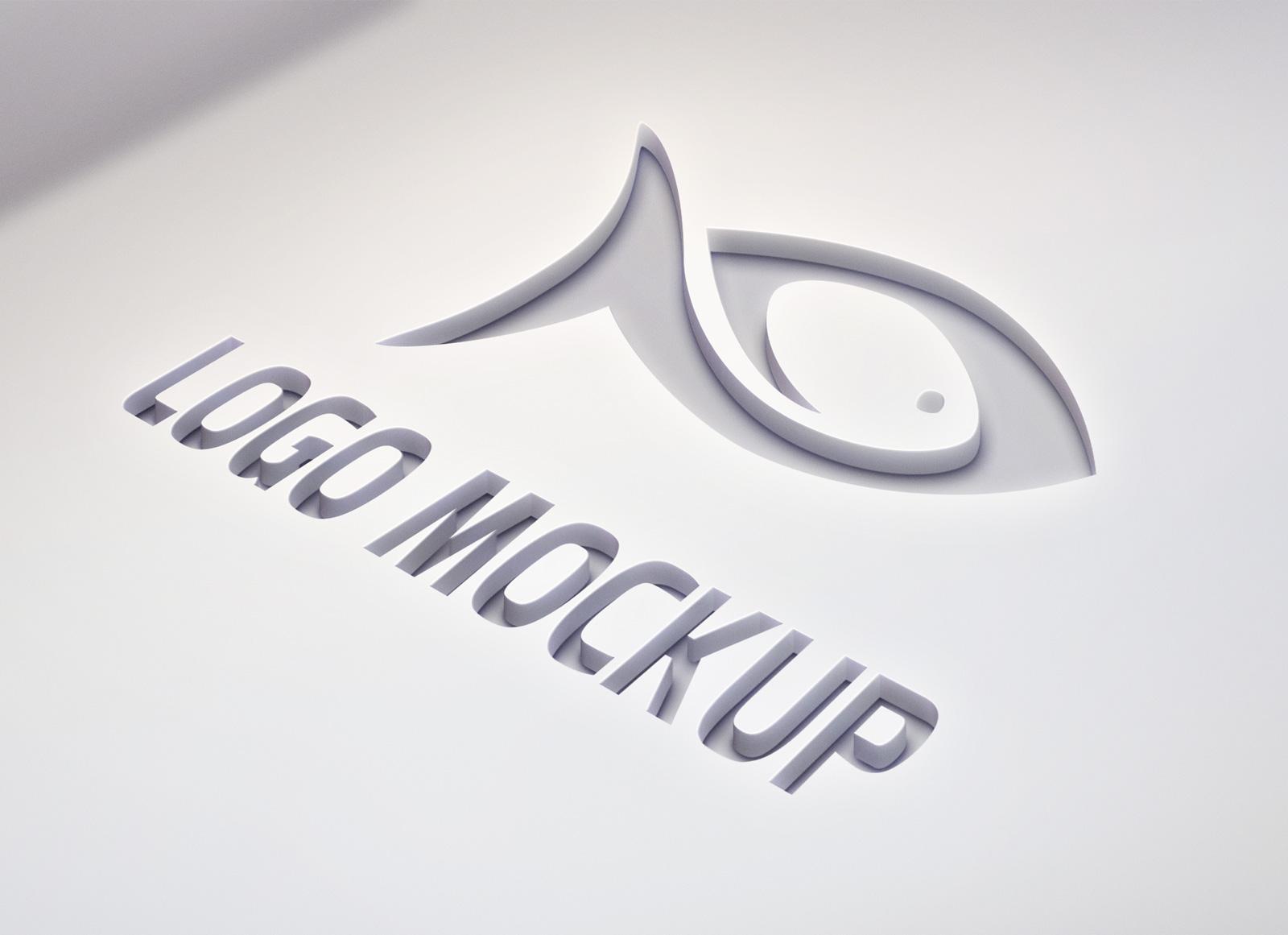 Free-Laser-Cut-Logo-Mockup-PSD