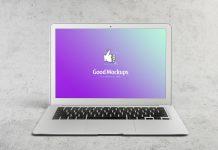 Free-MacBook-Air-Mockup-PSD