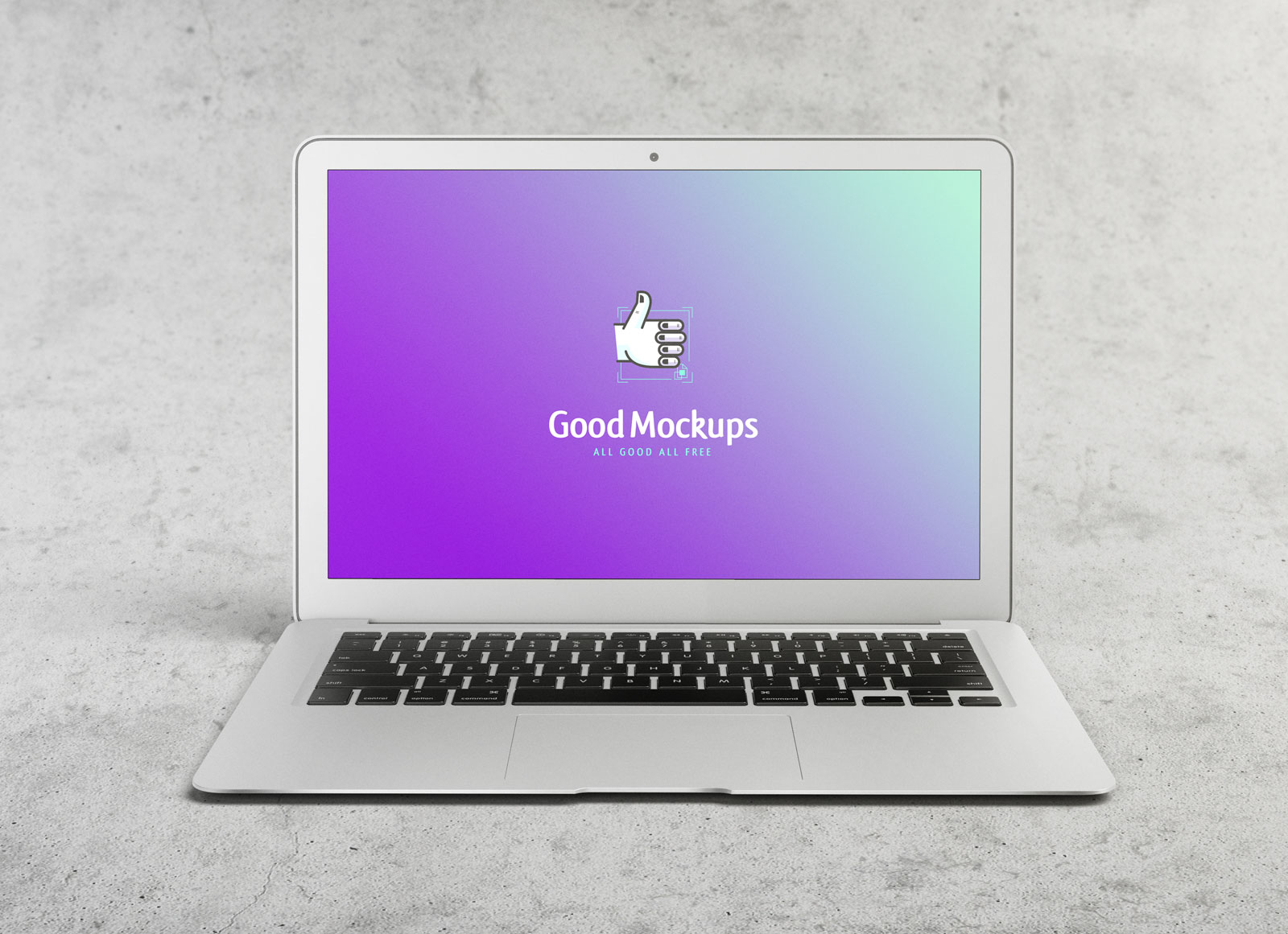 Free-MacBook-Air-Mockup-PSD