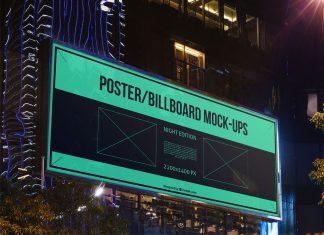 10-Free-Outdoor-Advertising-Billboard-&-Bus-Stop-PSD-Mockups