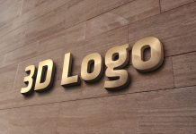 Free-3D-Wall-Sign-Logo-Mockup-PSD