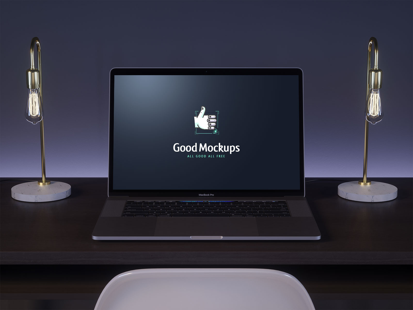 Free-Apple-MacBook-Mockup-PSD