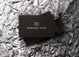 Free-Black-Elegant-Business-Card-Mockup-PSD