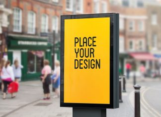 Free-Outdoor-Advertising-Street-Poster-Billboard-PSD-Mockup