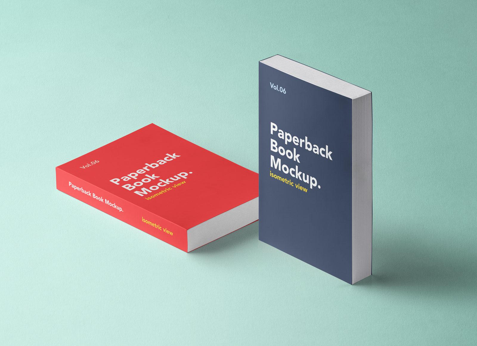 Free-Paperback-Book-Mockup-PSD